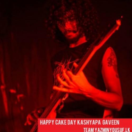 Happy Cake Day Kashyapa