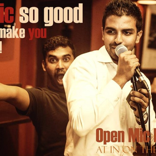 Open Mic Night at In On the Green