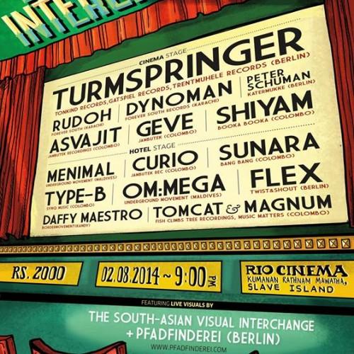 Pettah Interchange 2014