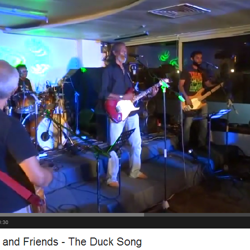 Prazanna and Friends – The Duck Song