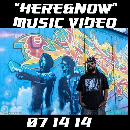 "Ras Ceylon Announces Video For ""Here & Now"""