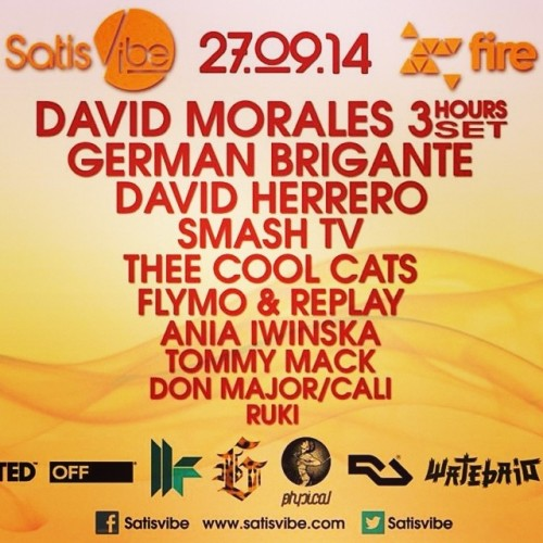 Look Who's The Opening Act For David Morales