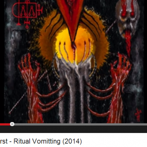 Serpents Athirst – Ritual Vomitting (2014)