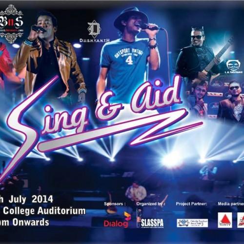 Sing & Aid