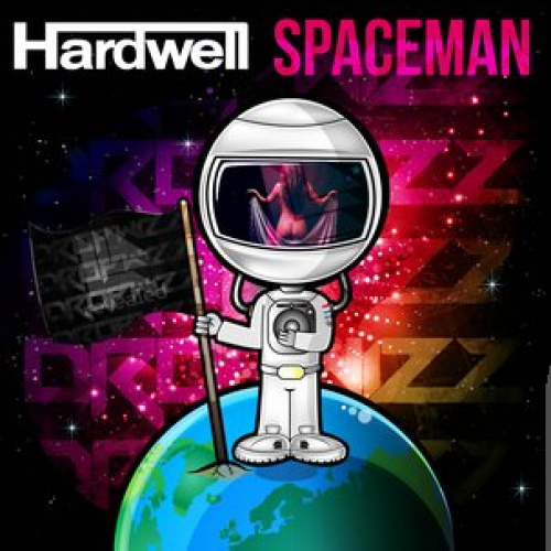 Hardwell – Spaceman (Dropwizz 100bpm Edit)