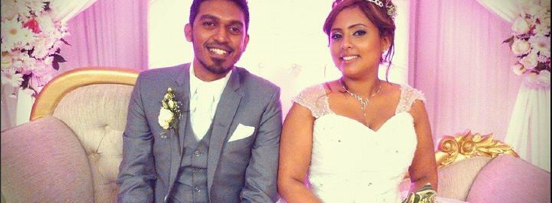 Congratz To Rachith & Amani