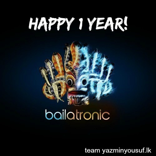 A Year Of Bailatronic