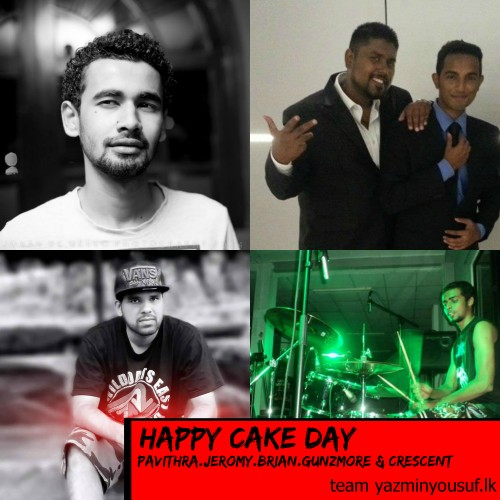 Happy Cake Day To August 18th & 19th Names