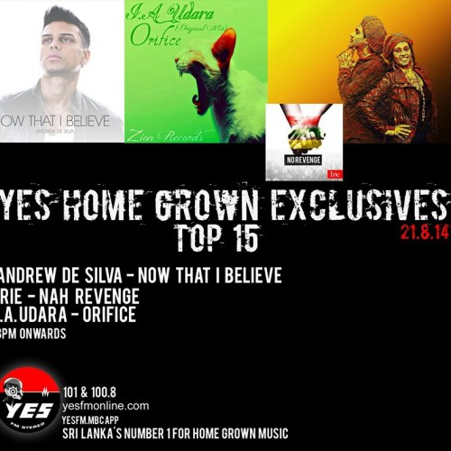 Exclusive Drops On The YES Home Grown Top 15