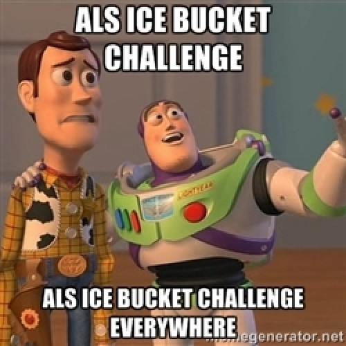 Big Reeno ALS Ice Bucket Challenge-Nominates Iraj