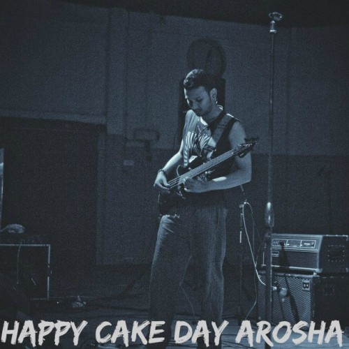 Happy Cake Day Arosha