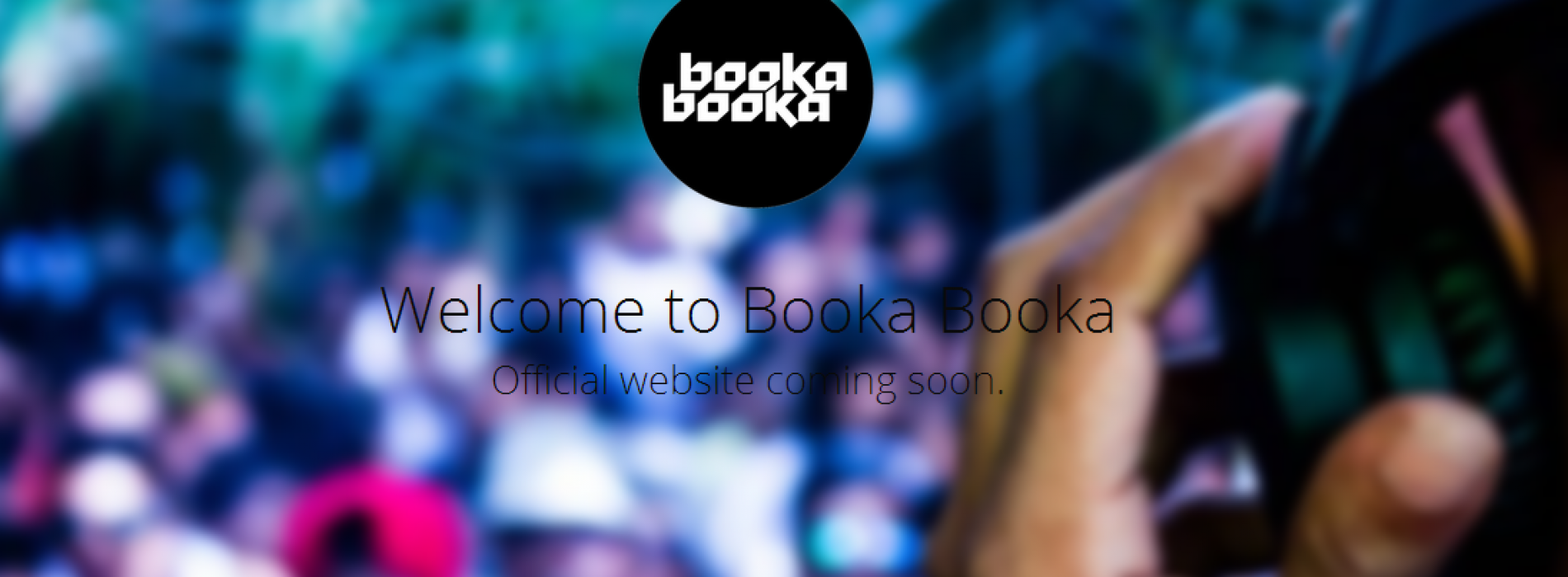 Booka Booka Gets A New Website Soon