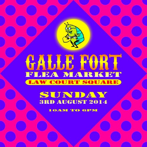 Galle Fort Flea Market