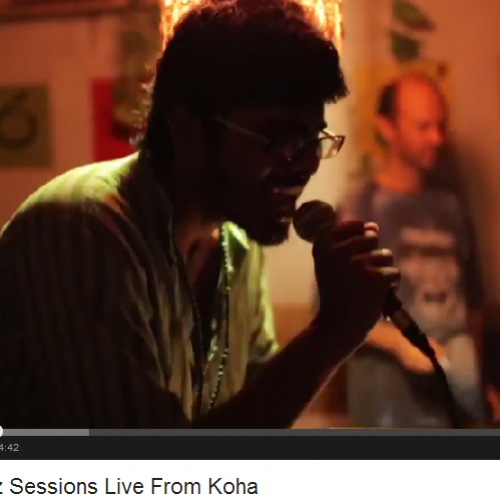 Krema Diaz Sessions Live From Koha Surf Lounge