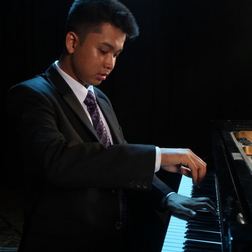 Louis Perera Performs Bach, Mozart, Chopin & Beethoven (MusicMatters Festival 2014)