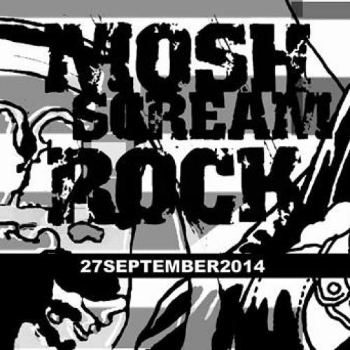 Mosh Scream Rock