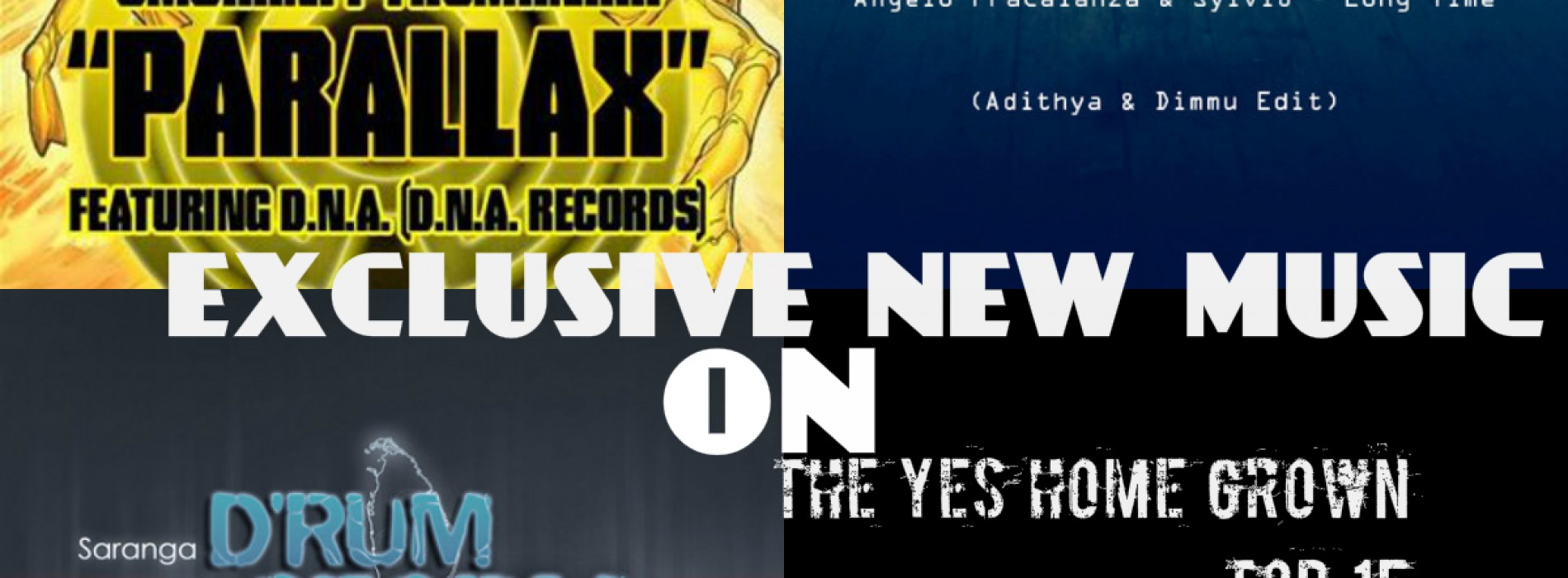 New Music On The YES Home Grown Top 15