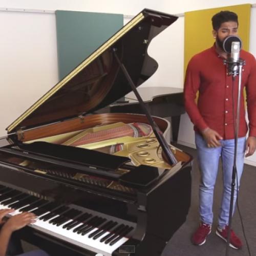 Piri Musiq – Yaarukkum Sollaama x All Of Me
