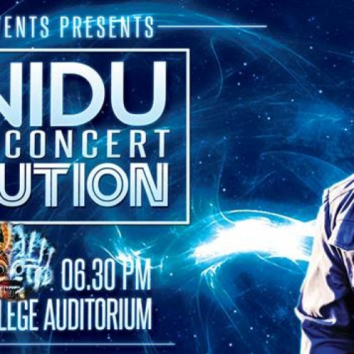 Ranidu Live In Concert – Evolution