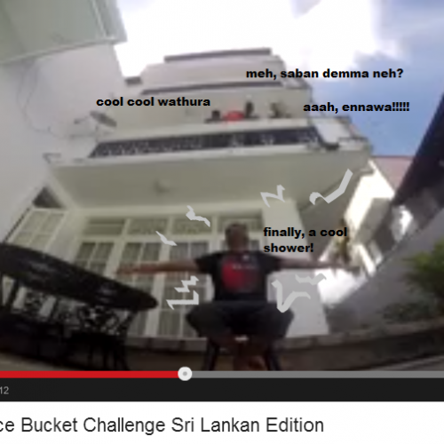 Good Guy Iraj & Big Harsha's ALS Ice Bucket Challenge