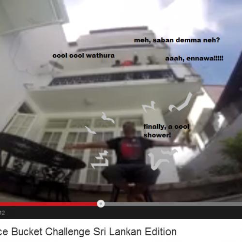 Good Guy Iraj & Big Harsha's ALS Ice Bucket Challenge