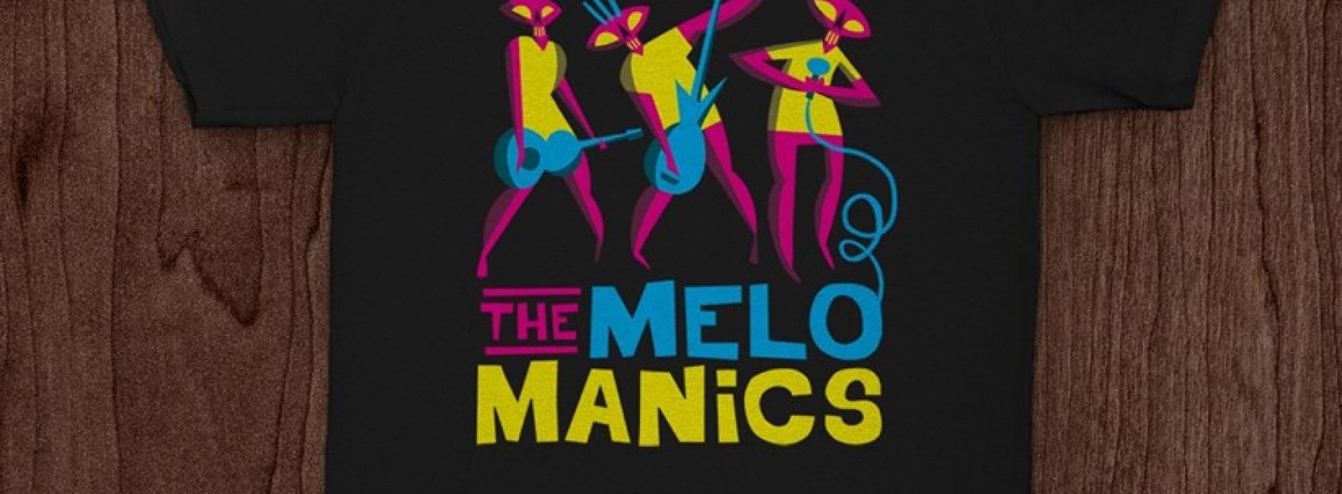 Melomanic T-Shirt : Edition 2