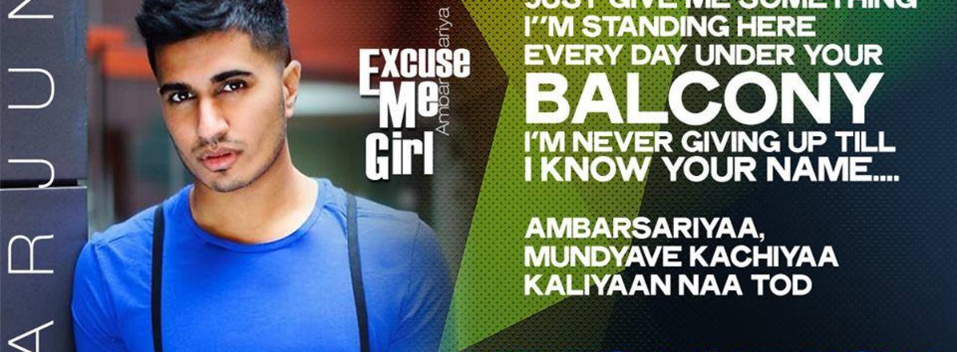 Arjun & Sona Mohapatra – Excuse Me Girl (Ambarsariya)