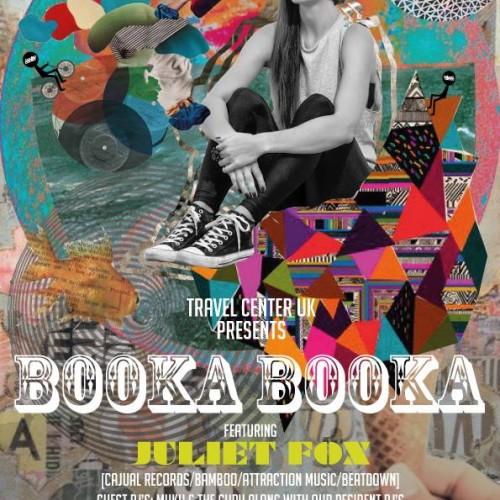 Booka Booka Ft Juliet Fox