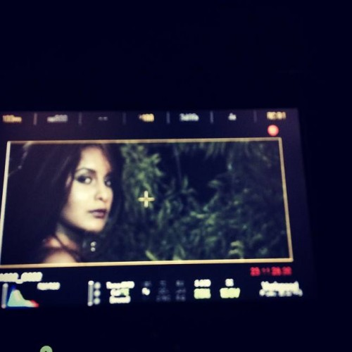 Giniyam Rae: Pics From The Music Video Shoot
