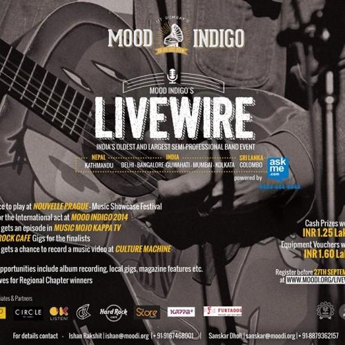 Mood Indigo's LIVEWIRE – Sri Lanka