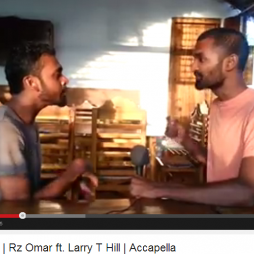 Rz Omar ft. Larry T Hill – Naam Ontrai (Accapella)