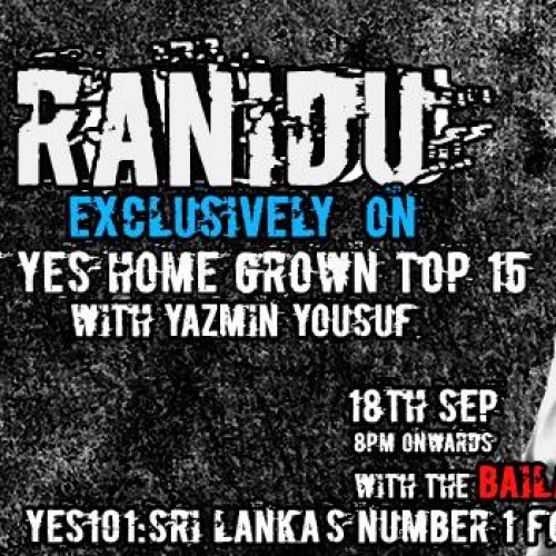 Ranidu On The YES Home Grown Top 15