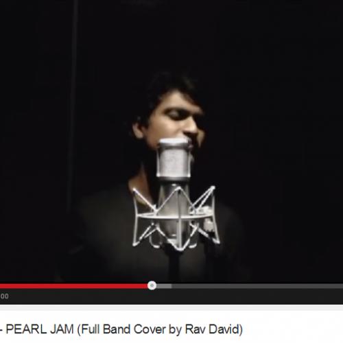 Rav David – Even Flow (Full Band Cover)