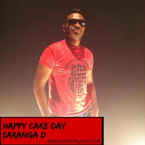 Happy Cake Day To Saranga D
