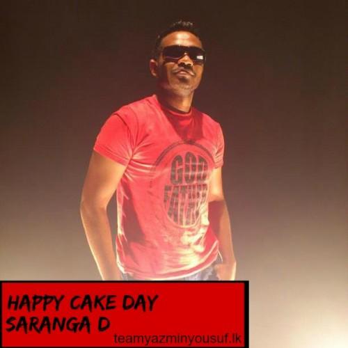 Happy Cake Day To Saranga D