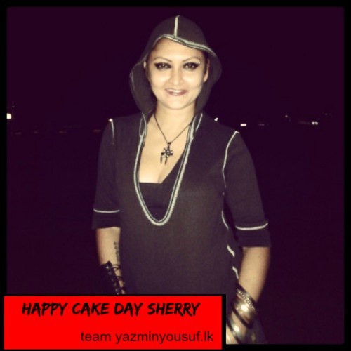 Happy Cake Day Sherry