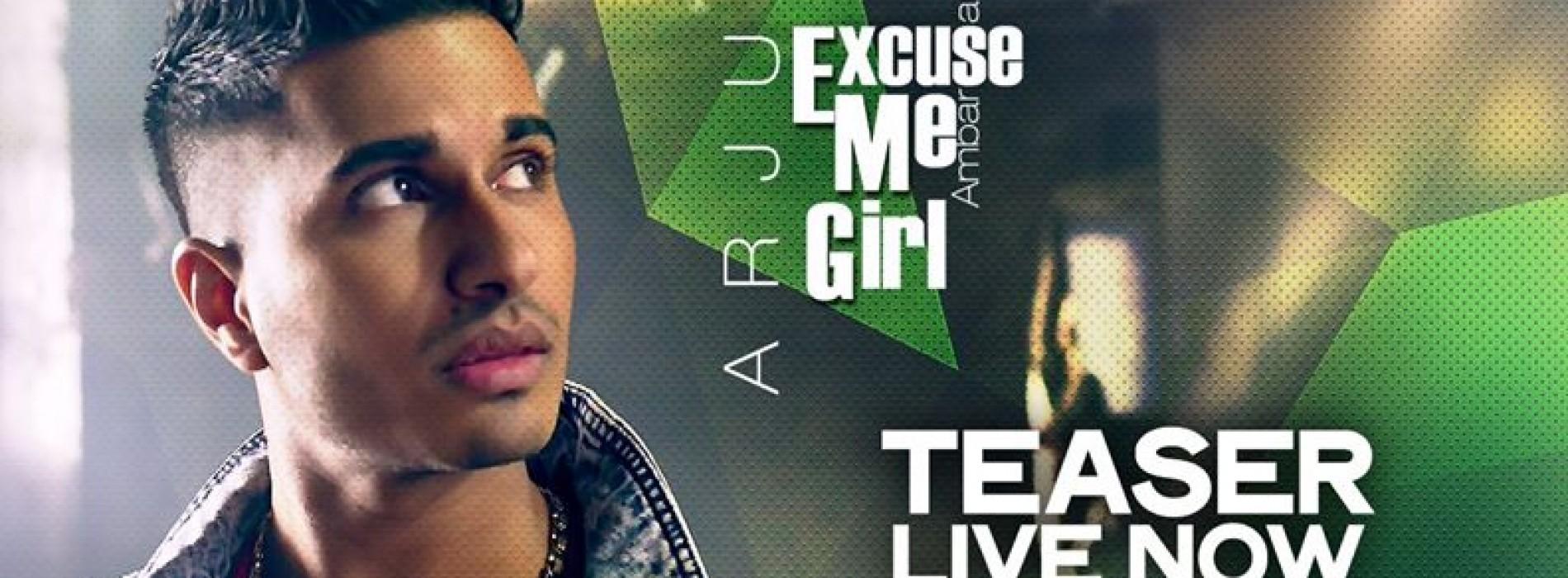 Arjun ft. Rekha Sawhney and Reality Raj – Excuse Me Girl (Ambarsariya) Teasers