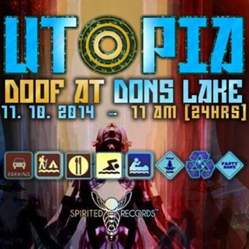 UTOPIA 2014 : DOOF AT DONS LAKE