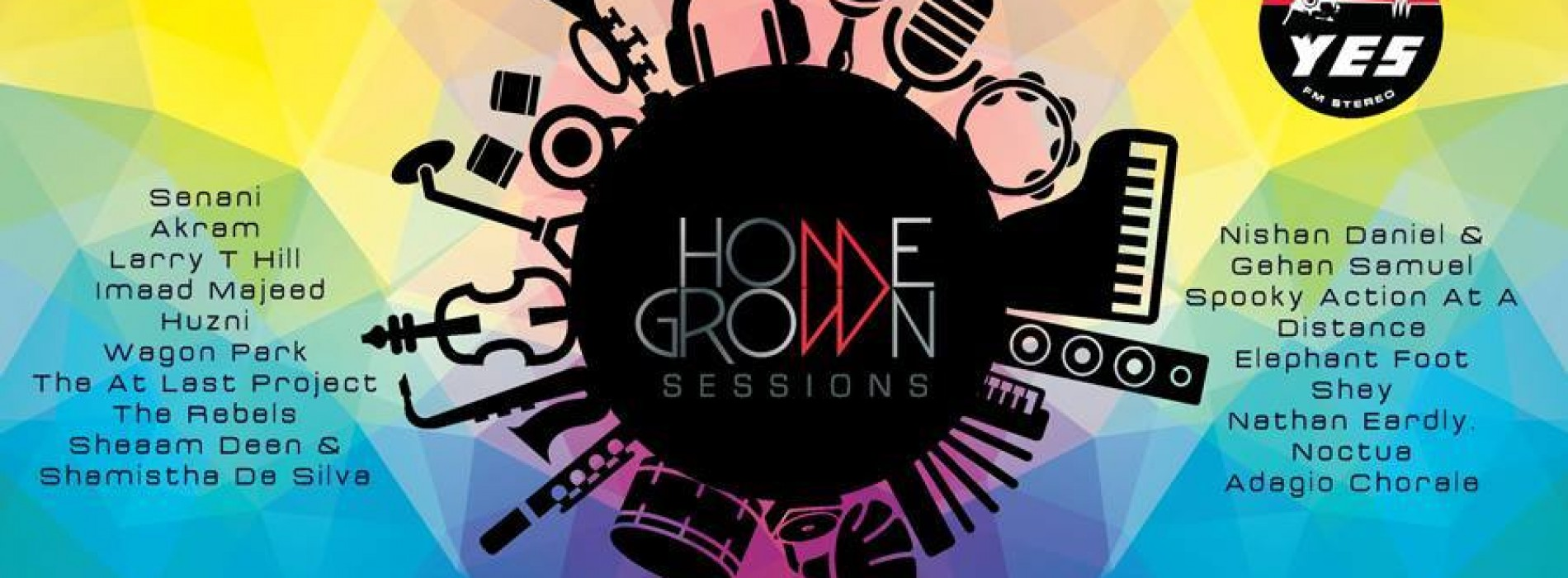 YES Home Grown Sessions (Moments)