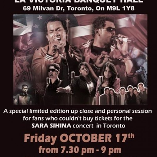 BnS Have A Special Show For Toronto Based Fans