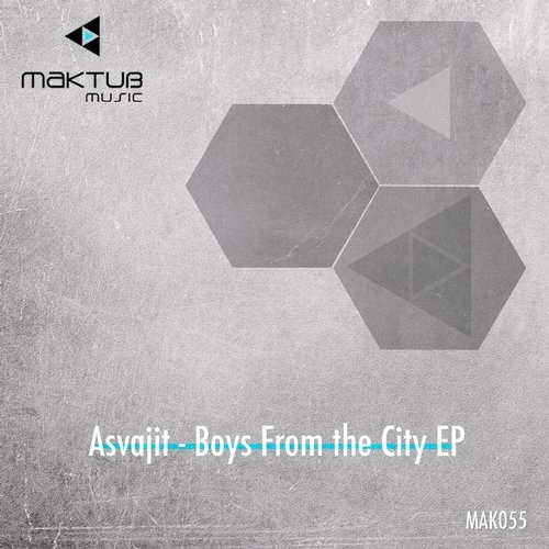Asvajit Releases A New Ep