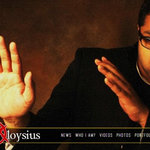 Dan Aloysius Has A Website