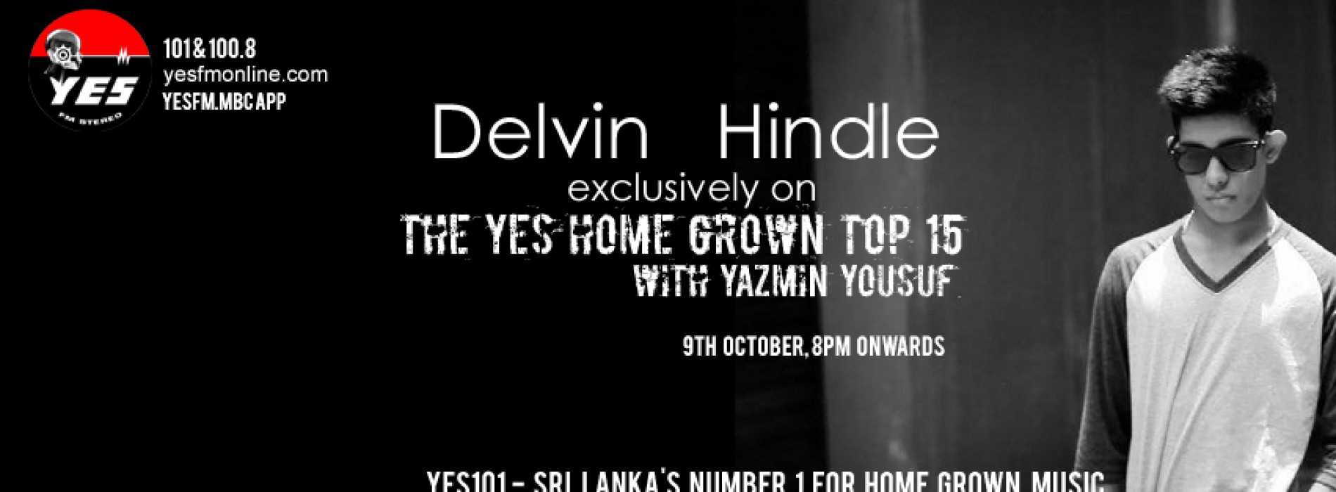 Delvin Hindle On The YES Home Grown Top 15