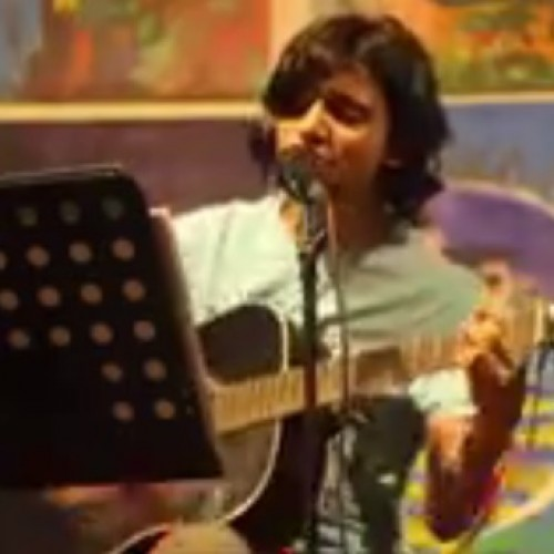 Imaad Majeed – Bend & Bleed (Live at Charcoal Gallery Cafe)