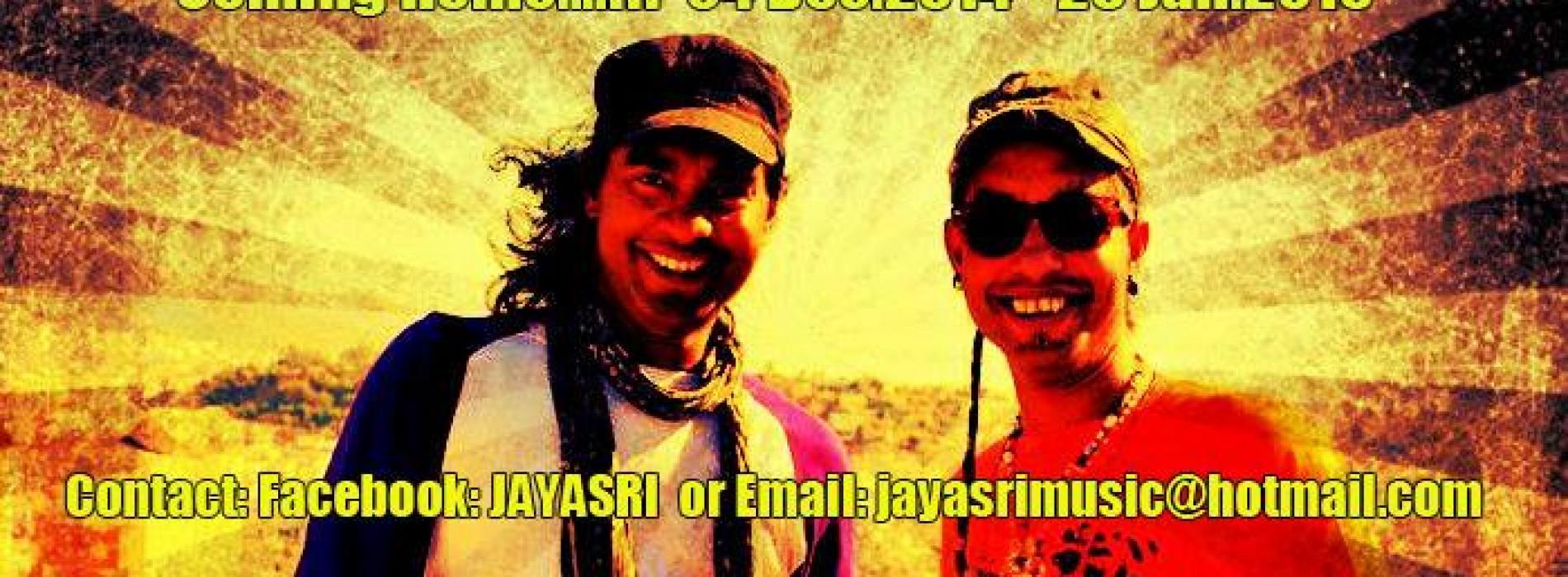 Jayasri Is Coming To Sri Lanka