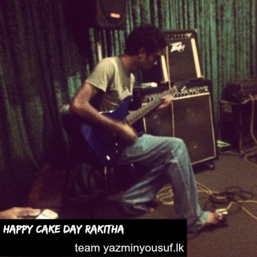 Happy Cake Day Rakitha Abhayaratne