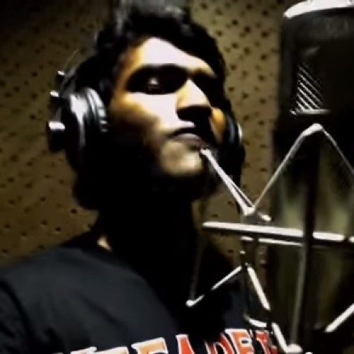 Ravin Ratnam: Nothing Else Matters (cover)