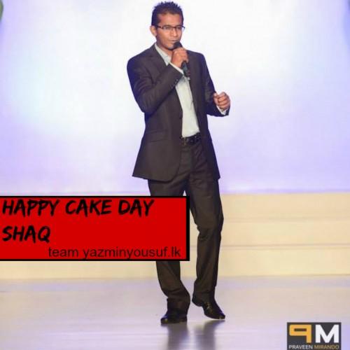 Happy Cake Day Shaq!