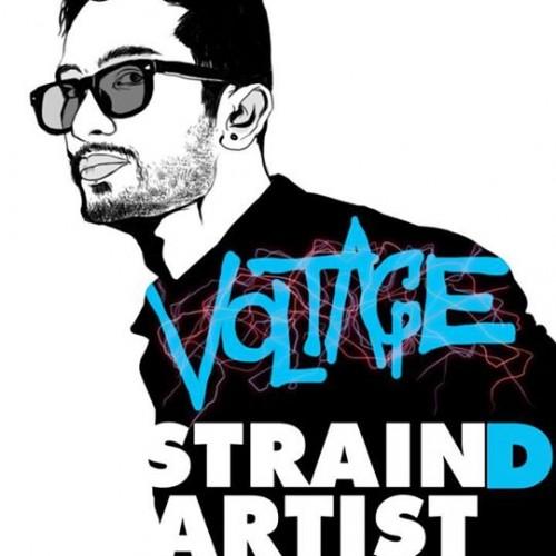 Strain D – Voltage
