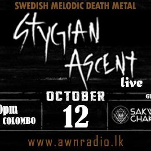 Stygian Ascent Live